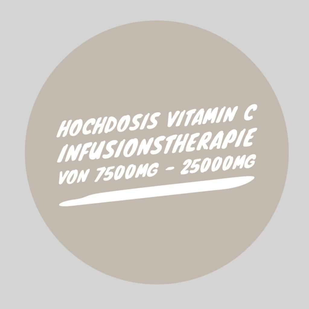 Vitamin C Hochdosis Dachau Infusion